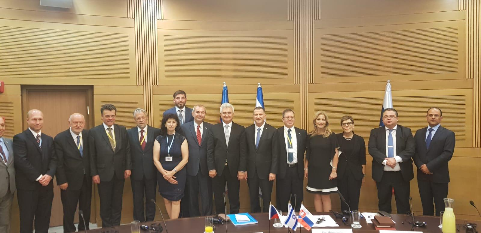 czech republic relationship with israel